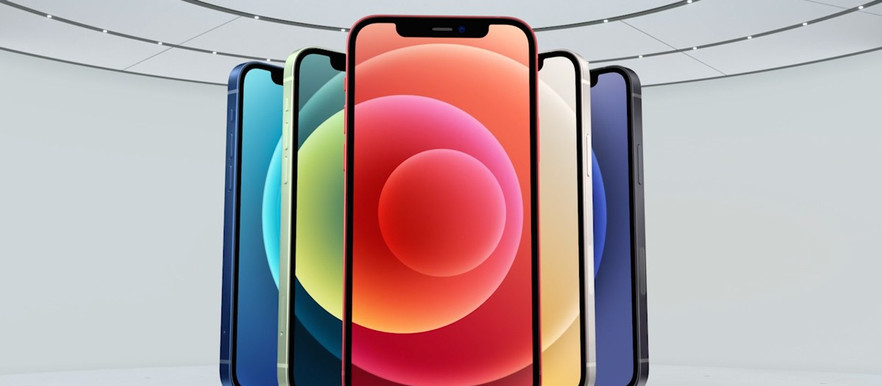 Apple Introduce New iPhone 12 and iPhone 12 Mini With 5G Capabilities