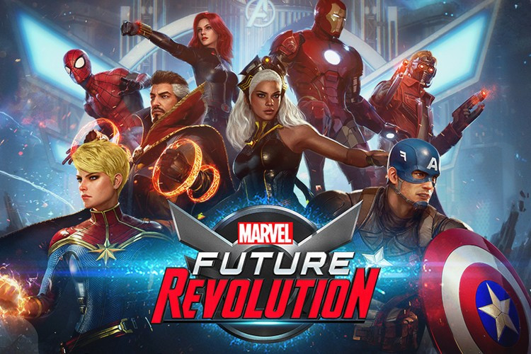 'Marvel Future Revolution' Finally Announces a Release Date