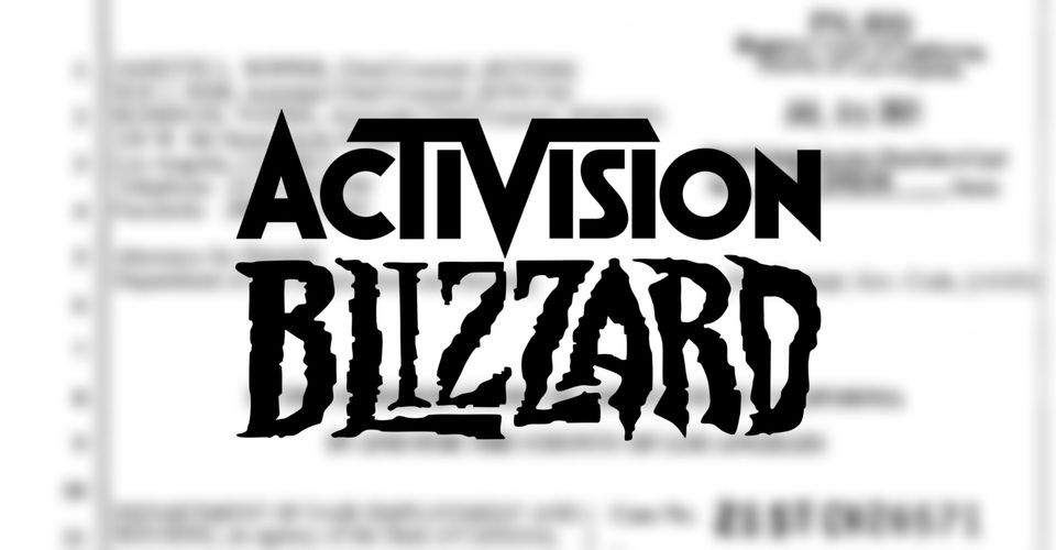 More Than 800 Activision Blizzard Employees Outraged at Company's Response to Sexual Harassment Alle