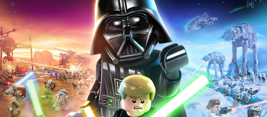 Lego Star Wars: The Skywalker Saga Will Feature 300 Playable Characters