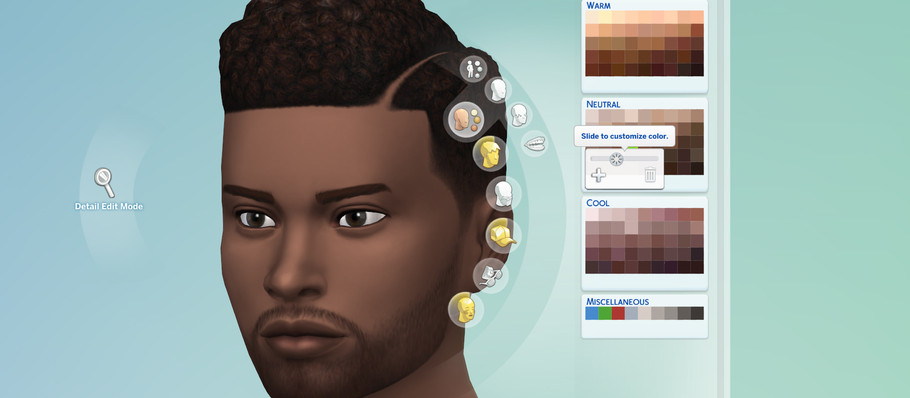 The Sims 4 Gets 100 new skin tones in Major Update