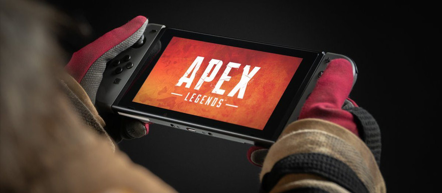 Apex Legends Switch Port is Getting Closer