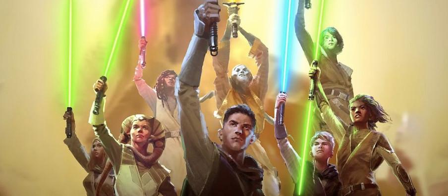 Disney unveils Star Wars: The High Republic