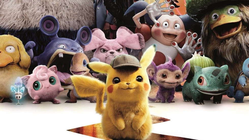 An Original Live-Action Pokémon Series Is Coming to Netflix