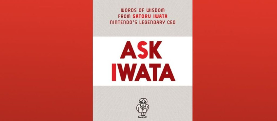 English translation of Ask Iwata book launching in April