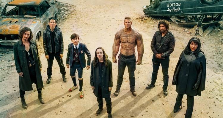 Netflix Showcases Nuclear Apocalypse in 'The Umbrella Academy' Season 2 Opening Scene