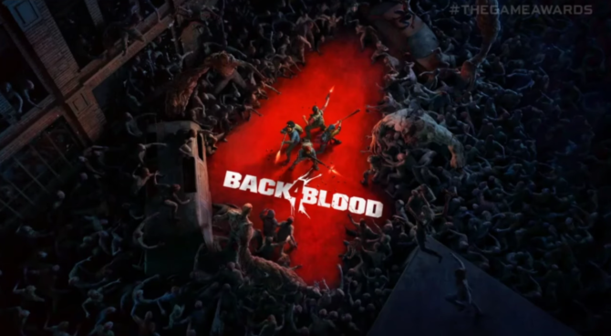 Back 4 Blood Gameplay & Release Date Revealed During Game Awards