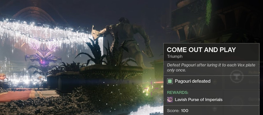 How to Easily Beat Pagouri Menagerie Boss in Destiny 2
