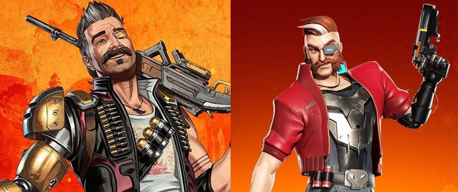 Apex Legends Accused of Copying Fuse Character Design From Upcoming Indie Shooter, BulletVille