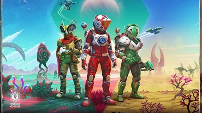 No Man's Sky Origins Is Latest Major Update