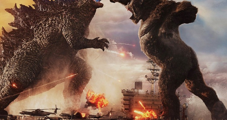 Here Are the Betting Odds for 'Godzilla vs. Kong'