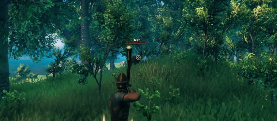 Valheim: How to Hunt and Silence Deer