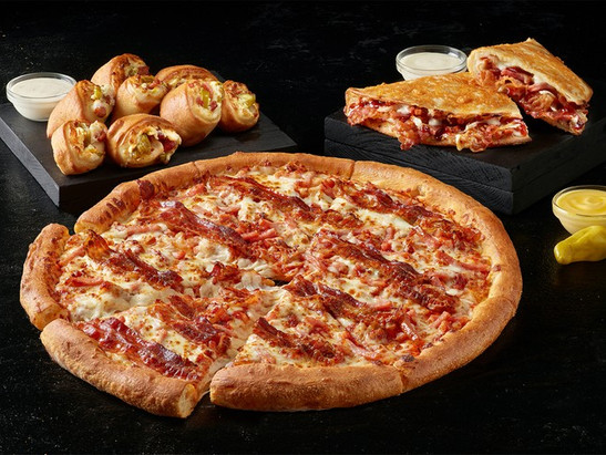 Papa John's Introduces BaconMania With New Sizzling Trio of Menu Items