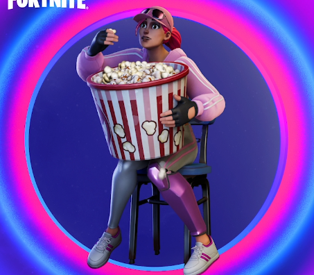 Fortnite Debuts Virtual Film Festival 'Short Nite' on the Big Screen in Party Royale