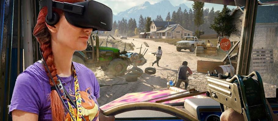Far Cry VR Announced