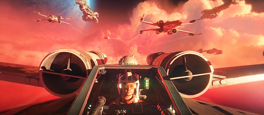 New 'Star Wars: Squadrons' Trailer Showcases the Perspective of an Imperial
