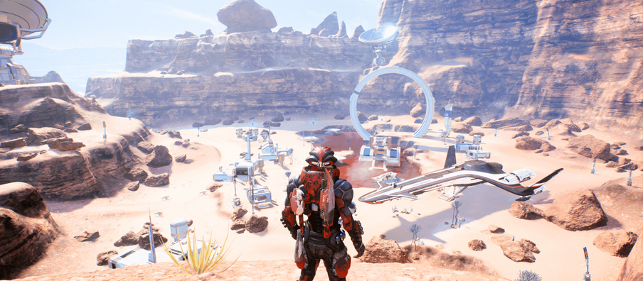 Mass Effect Andromeda Guide: A Trail of Hope