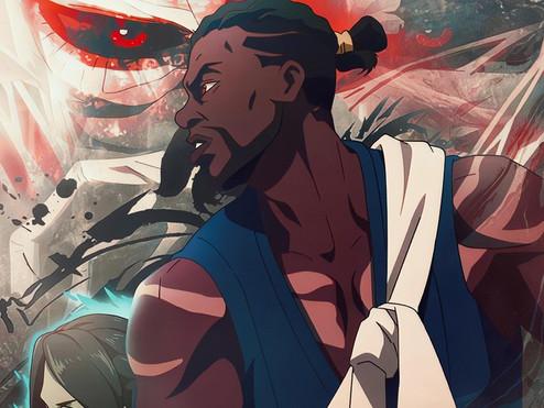 Netflix's 'Yasuke' Series Receives Manga Adaptation
