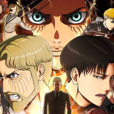 'Attack on Titan' Final Season Part 2 Scheduled for 2022 Release