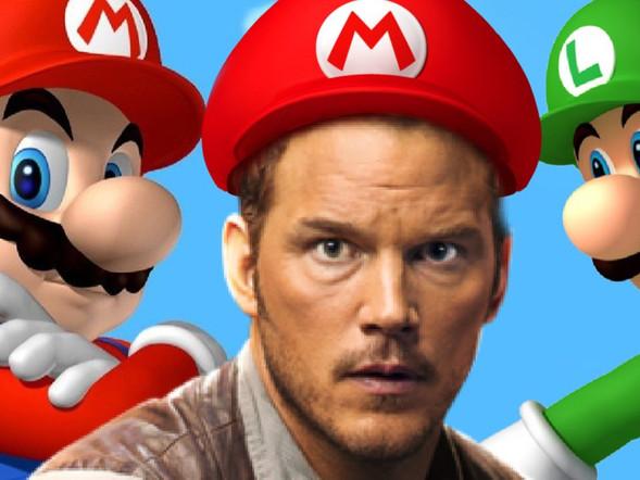 'Super Mario Bros.' Animated Film Taps Chris Pratt to Voice Iconic Nintendo Character Mario