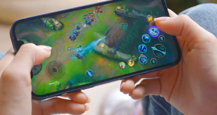 Apple Announce 'League of Legends: Wild Rift' Is Coming to iPhone 12
