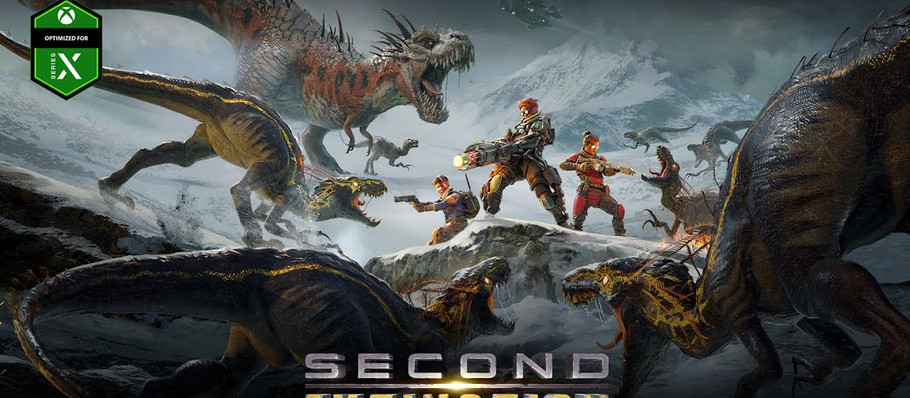 Second Extinction will get a PC beta and you can sign up for it now