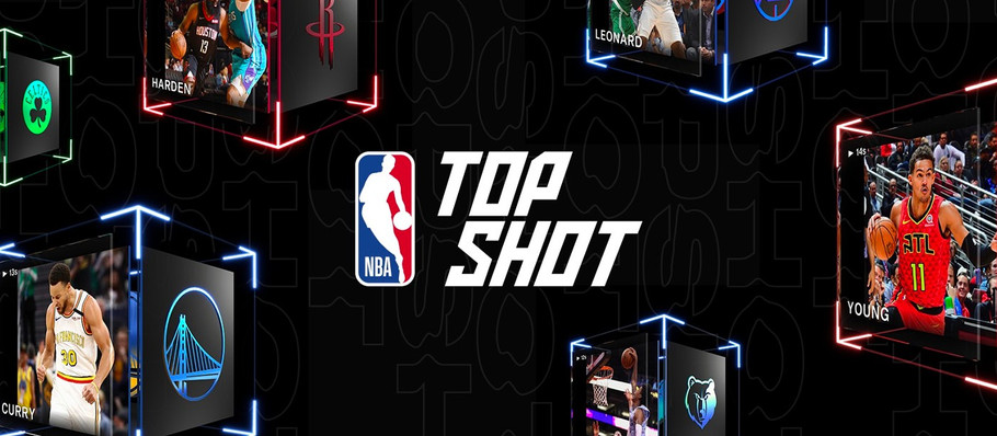 Digital Highlights Marketplace NBA Top Shot Sees Record $80 Million USD in Sales