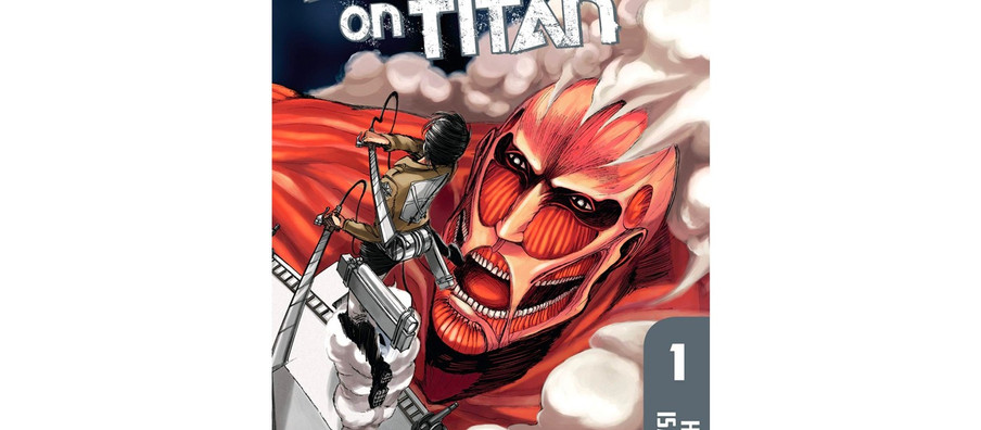 'Attack on Titan' Manga Receives Full-Color Serialization