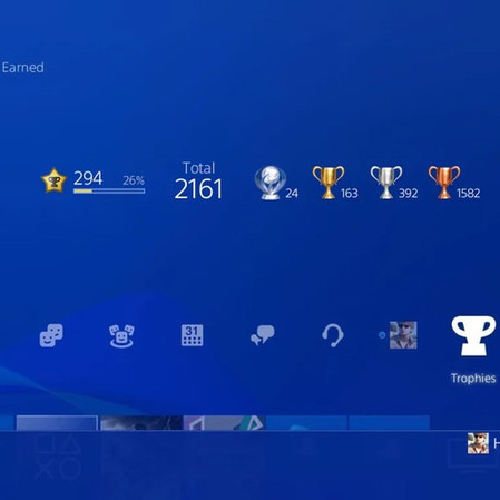 PlayStation Trophies Getting New Leveling System Starting Later Tonight