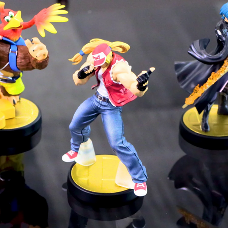 Three new Smash Bros. fighters amiibo planned for 2021