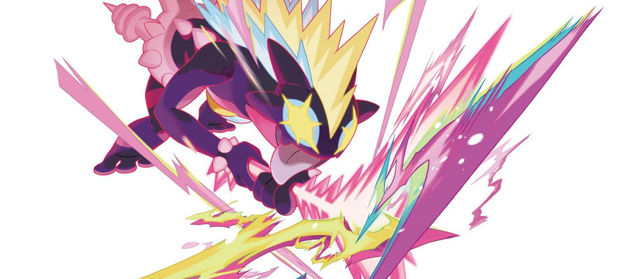 Gigantamax Pokemon Toxtricity coming to Pokemon Sword and Shield