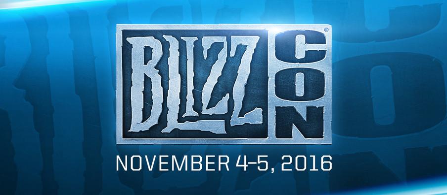 Watch BlizzCon 2016 Live