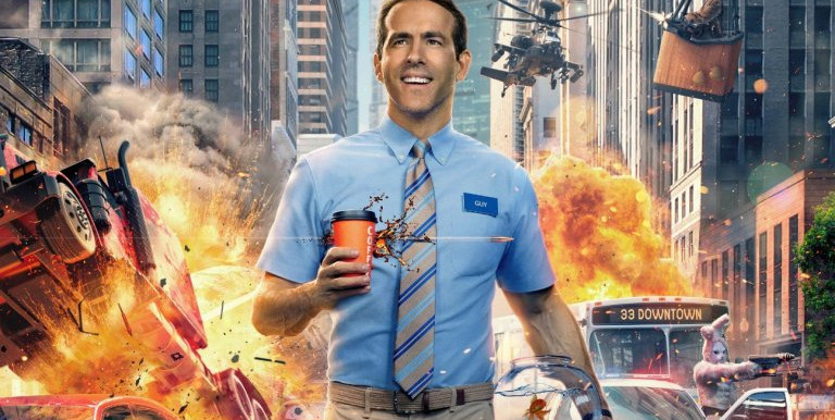 Ryan Reynolds Is a Non-Playable Character in 'Free Guy'
