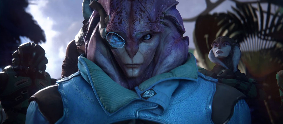 Mass Effect Andromeda Face Fix Patch Goes Live