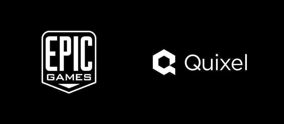 Epic Games Acquires Quixel