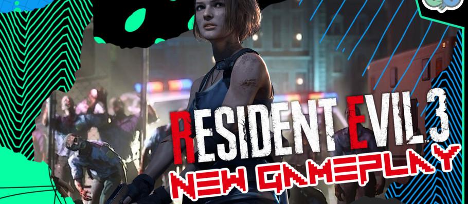 Resident Evil 3 Remake hands-on