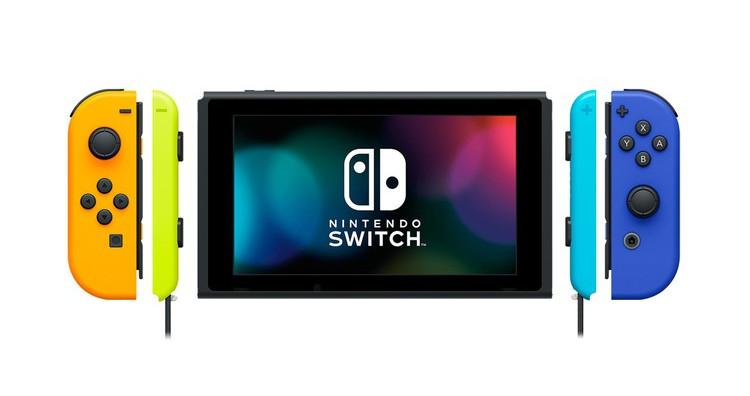 Nintendo Launches Switch Customizing Platform