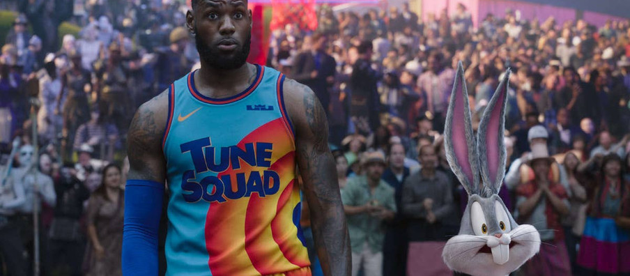 Watch LeBron and Tune Squad Take the Court in First 'Space Jam: A New Legacy' Trailer