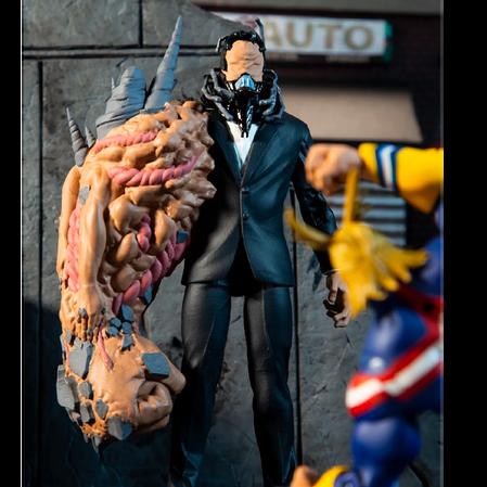 McFarlane Toys Teases New Wave of 'My Hero Academia' Figures