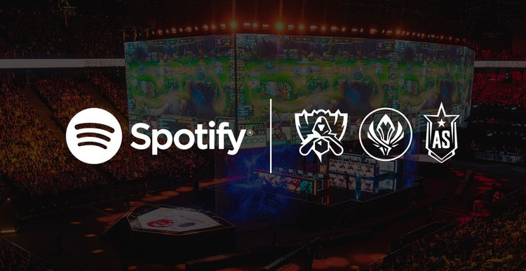 Riot Announces Spotify as 'League of Legends' Esports First Audio Streaming Partner