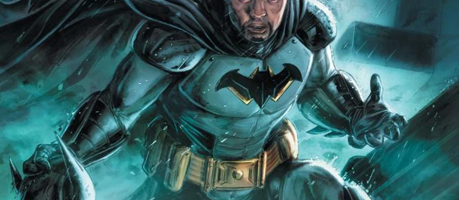 Lucius Fox's Son Will Become the First Black Batman