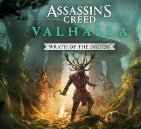 First Look at AC Valhalla: Wrath Of The Druids
