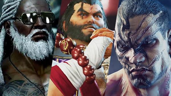 Tekken 7 Reveals Ganryu Fahkumram And More Leroy For Season 3