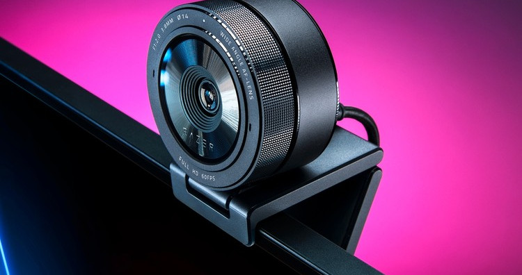 Razer's Kiyo Pro Webcam Now Records 1080p at 60 FPS