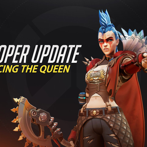 Junker Queen Leaked in Overwatch 2