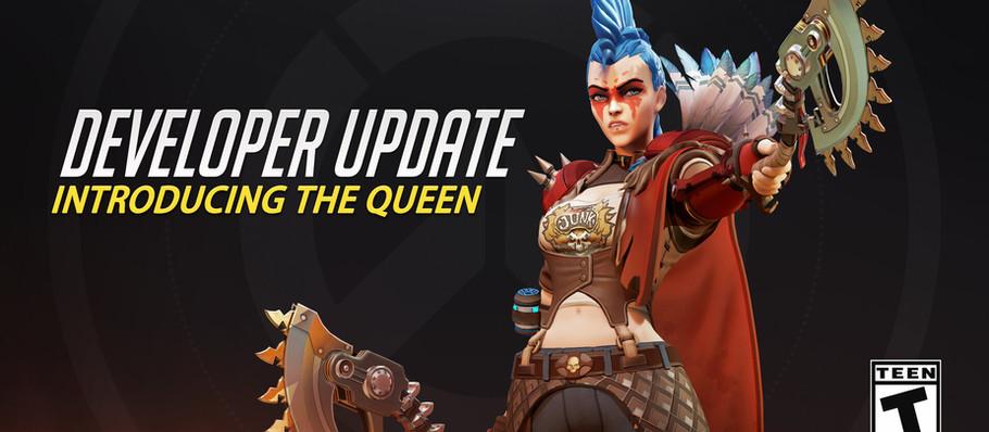 Junker Queen Leaked in Overwatch 2