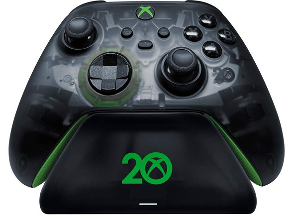 Xbox is celebrating its 20th Anniversary by releasing a new controller and headset