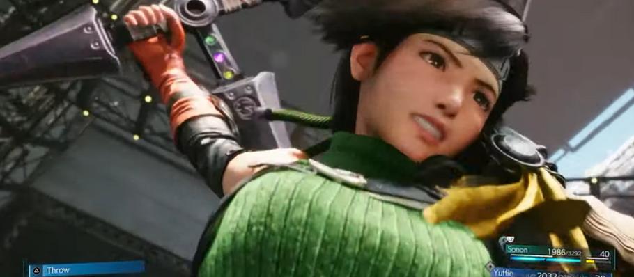 Final Fantasy 7 Remake Intergrade coming in June alongside free PS5 upgrade