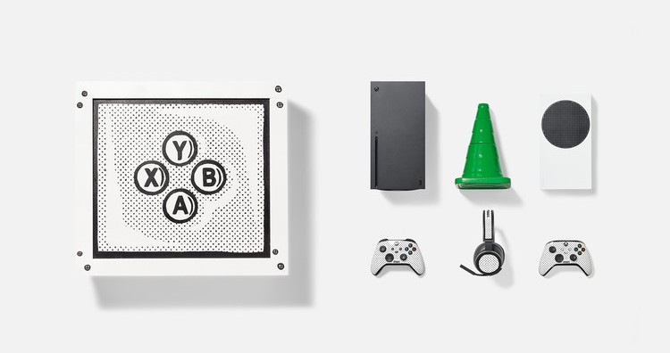 Xbox Teams up With Reality to Idea Design Studio for Limited-Edition Display Crate