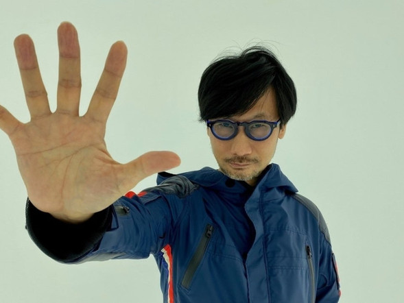 Hideo Kojima Signs Letter of Intent With Xbox